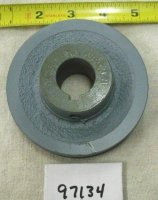 Troy Bilt Chipper Drive Pulley Part# 97134