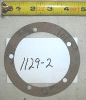 TroyBilt Tiller Tine Shaft Cover Gasket Part#1129-2
