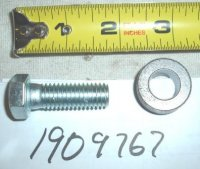 Troy Bilt Tiller Bolt and Spacer Kit Part# 1909767