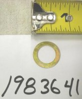 Troy Bilt Tiller Thrust Washer Part# 1983241