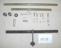Troy Bilt Tractor Push Arm Kit Part # 14078