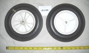 Troy Bilt Chipper Vac Wheel Part# 1764188