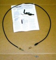 Troy Bilt Chipper Vac Plus Wheel Drive Cable