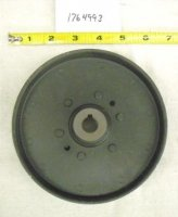 Troy Bilt Wide Cut Pulley Part# 1764993