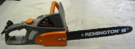 "Remington RM1635W 16"" Electric Chain Saw"