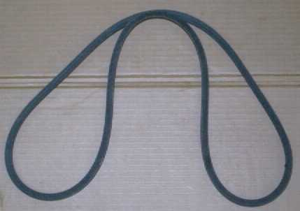 Self Propelled Push Mower Drive Belt # 1909946 / 1765595