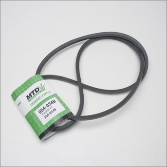 MTD Belt # 954-0349 superseeded to # 754-0349