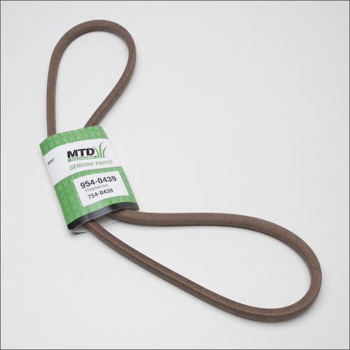 MTD Belt #754-0439 superseeded to #954-0439