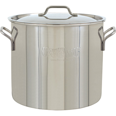 20 Qt. Staiinless Steel Boiling Pot