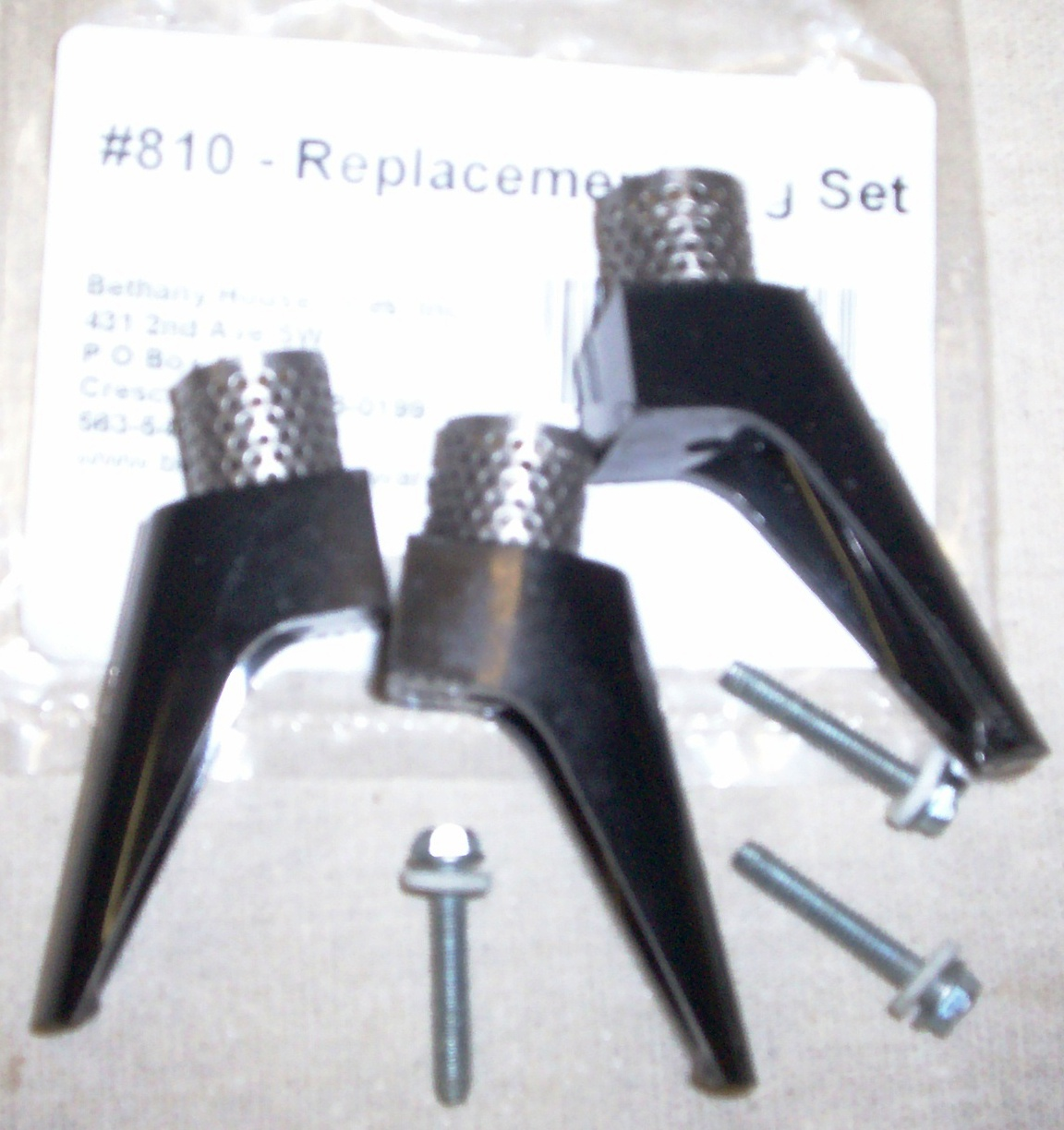 Bethany Heritage Replacement Leg Set