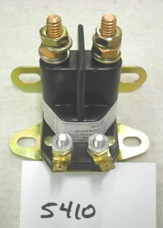 Briggs and Stratton Four Terminal Solenoid Part# 5410