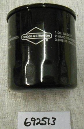 Briggs and Stratton Oil Filter Part# 692513