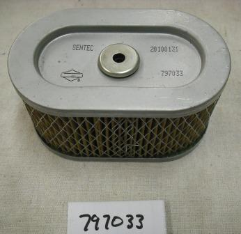 Briggs and Stratton Air Filter Part# 797033