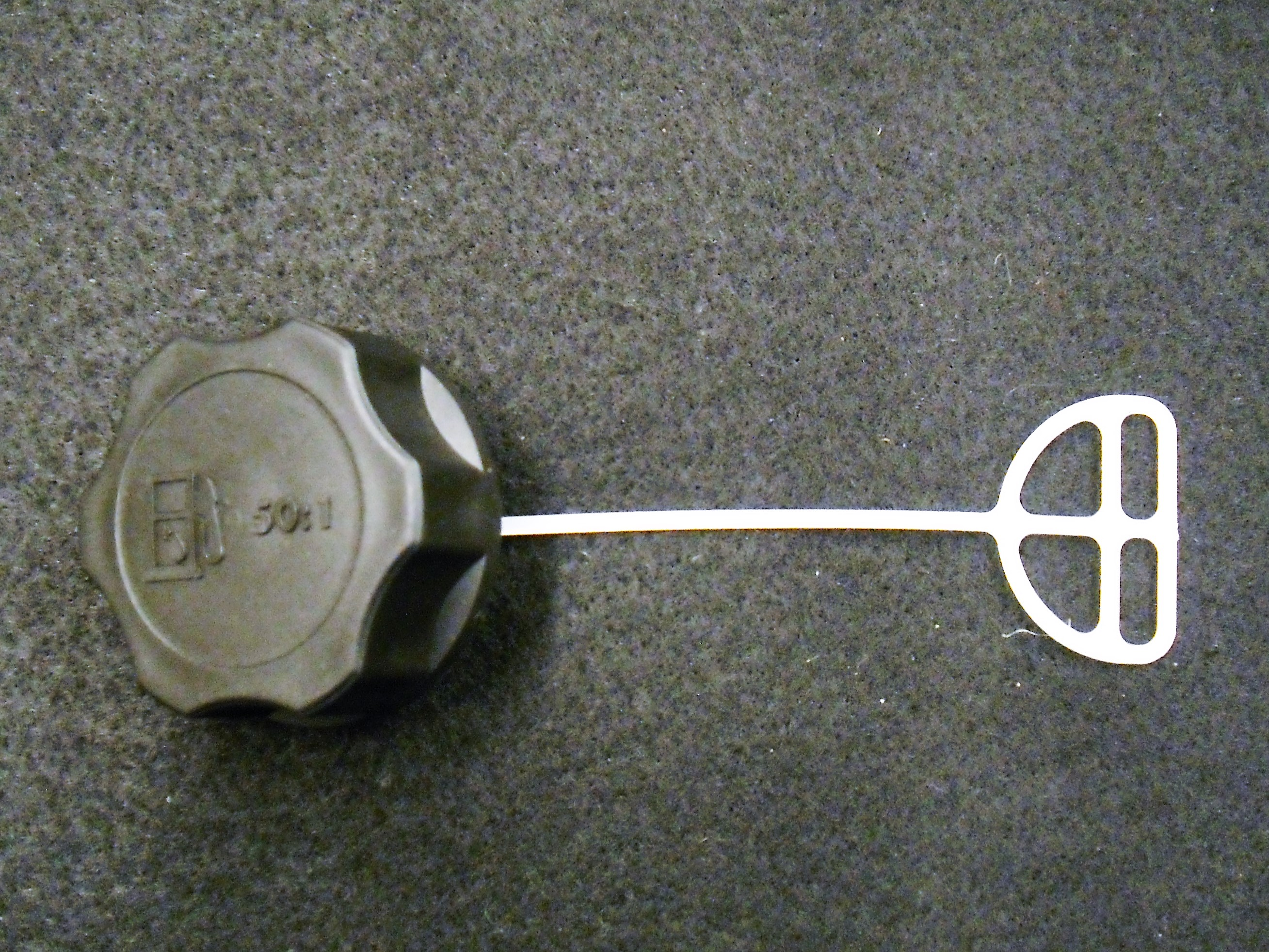 2 Cycle Engine Gas Cap #ARD11936
