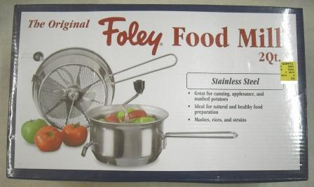 Foley 2 Qt. Food Mill