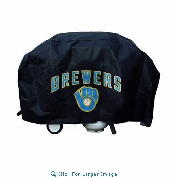 MLB Brewers Grill Cover