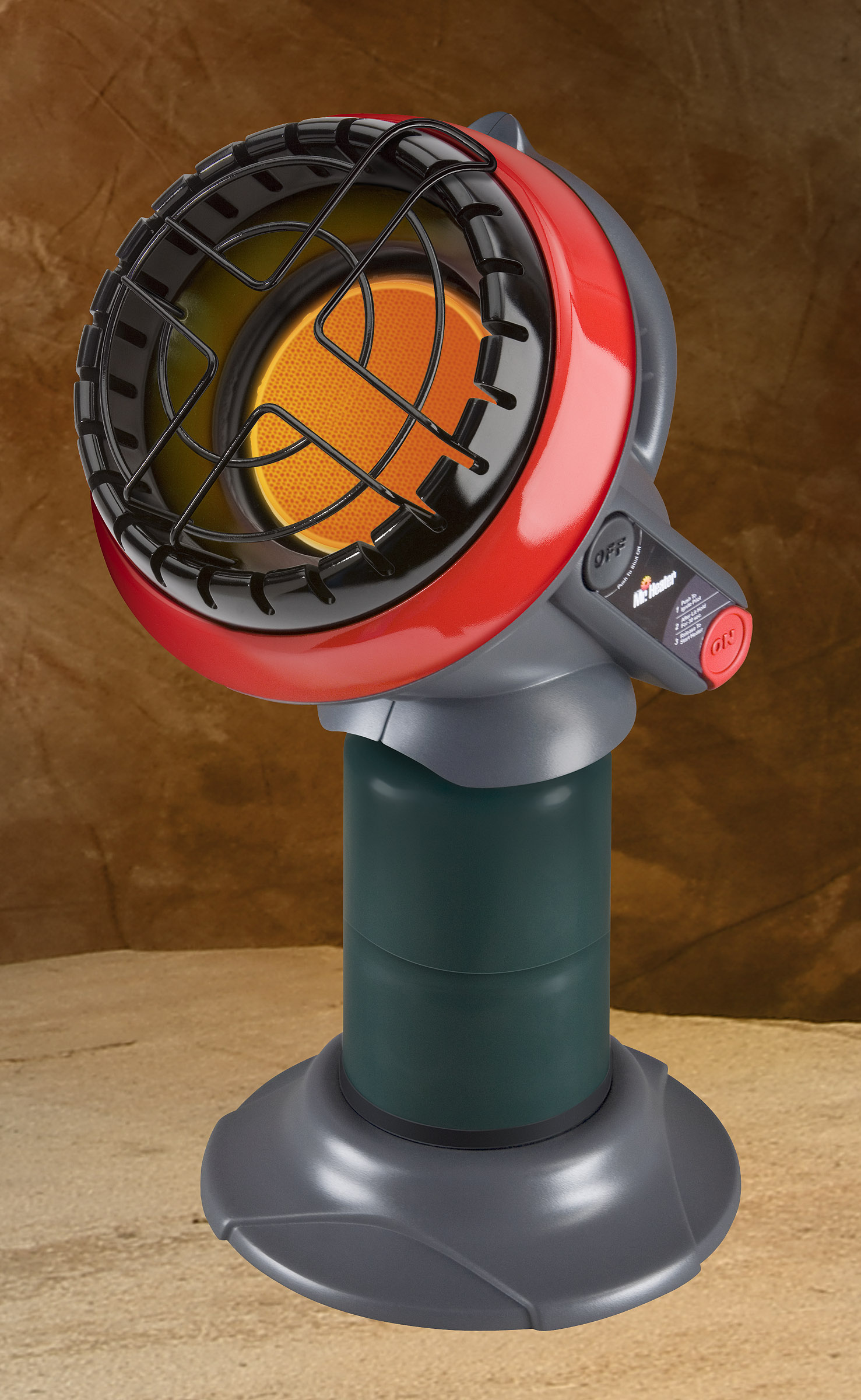 Mr. Heater Little Buddy Propane Heater