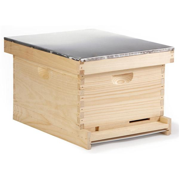 10-Frame Complete Hive