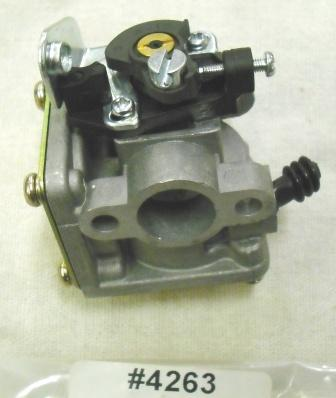 Jiffy Ice Auger LPG Carburetor Part # 4263