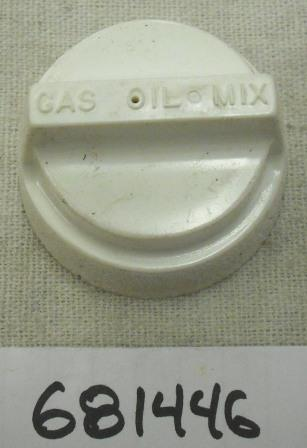 Lawn Boy Fuel Cap Part# 681446