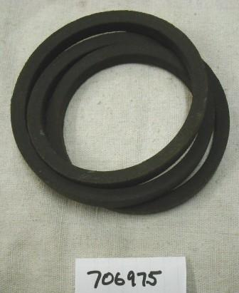 Lawn Boy V-Belt Part# 706975 - Click Image to Close