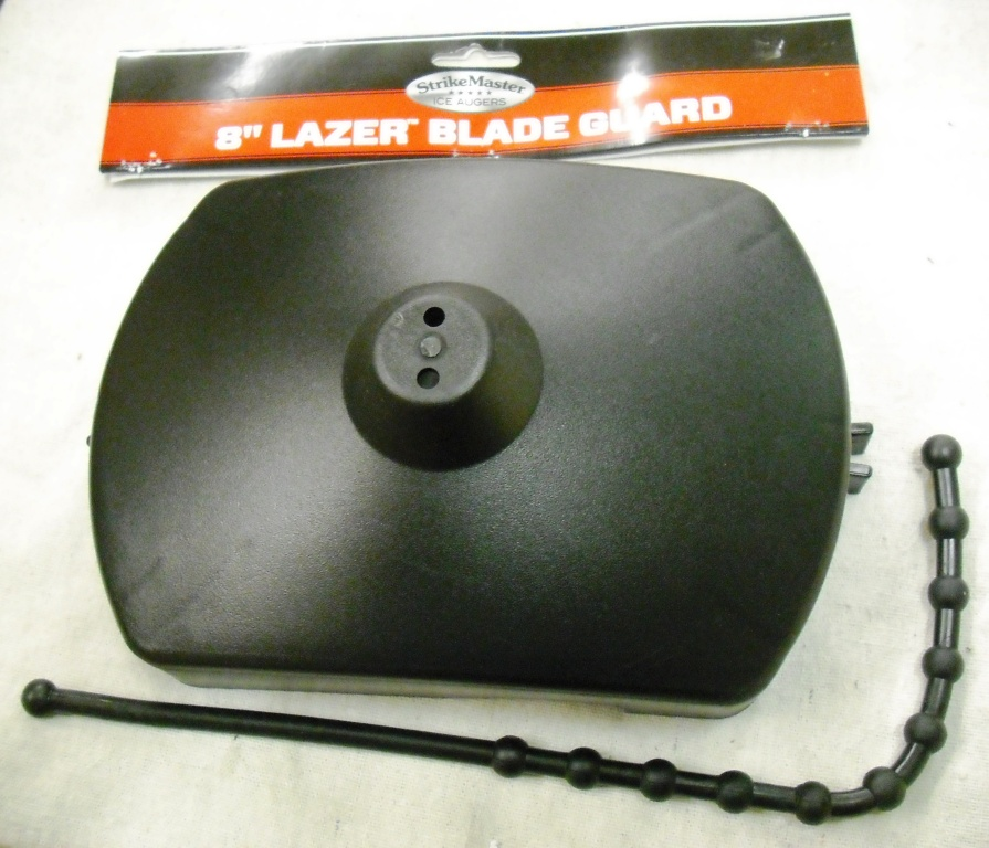 Strikemaster Lazer 8 inch Blade Guard
