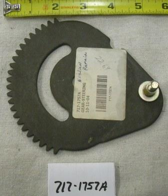 MTD0046 Steering Gear Part# 717-1757A
