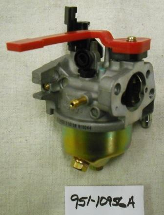 MTD Carburetor Part# 951-10956A