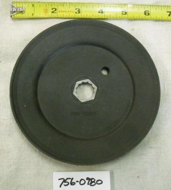 MTD Deck Pulley Part# 756-0980