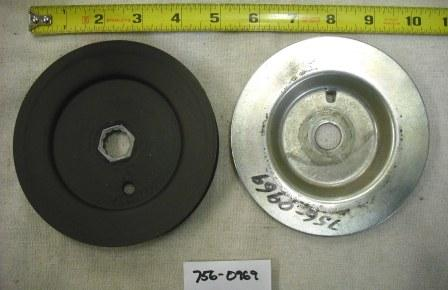 MTD Deck Pulley Part#756-0969