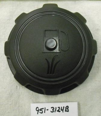 MTD Fuel Cap Part# 951-3124B