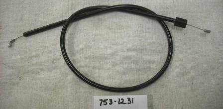 MTD Throttle Cable Part# 753-1231