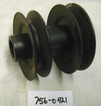 MTD Stack Pulley Part# 756-0421