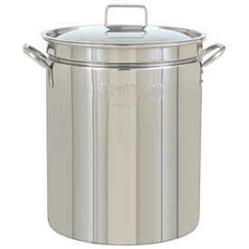 24 Quart Stainless Steel Stockpot