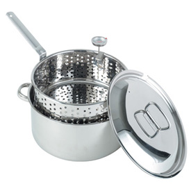 10 Quart Stainless Steel Boiling Pot