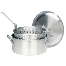 14 Quart Aluminum Pot