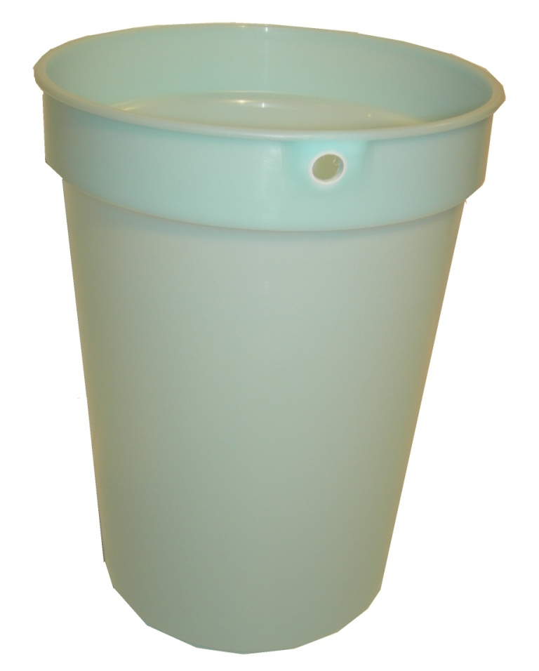 3 Gallon Maple Syrup Plastic Collection Pails