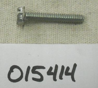 Poulan Hex Head Machine Screw Part# 015414