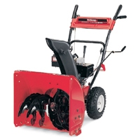 Electric snowblower chute modification. Anyone do it? Very cool.