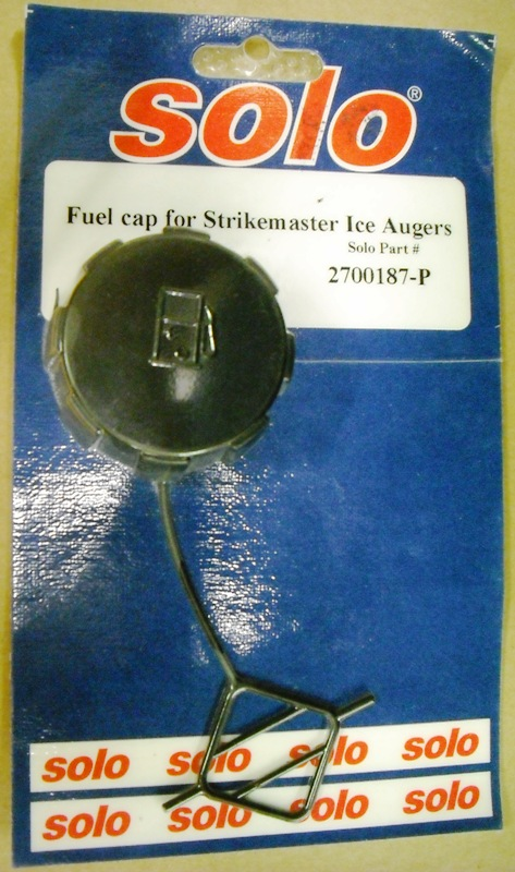 Solo Engine Gas Cap #2700187-P