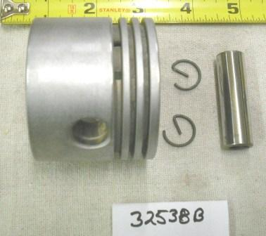 Tecumseh Standard Piston with Pin Part# 32538B