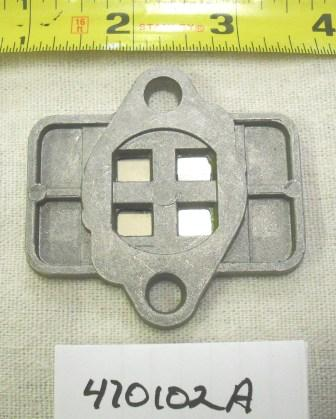 Tecumseh Reed Plate Part# 470102A