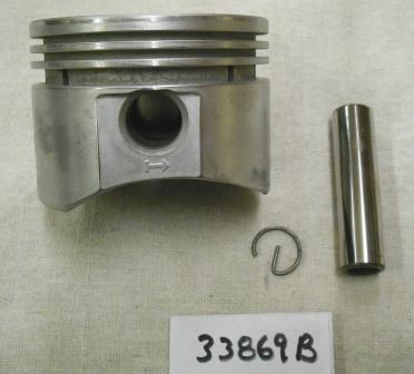 Tecumseh Piston and Pin Assembly Part# 33869B