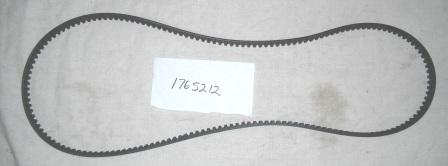 Troy Bilt Belt Part# 1765212