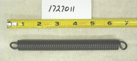 Troy Bilt Extension Spring Part# 1727011