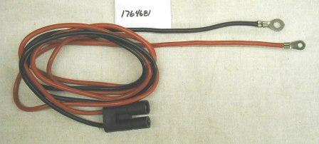 Troy Bilt Starter Lead Part# 1764681