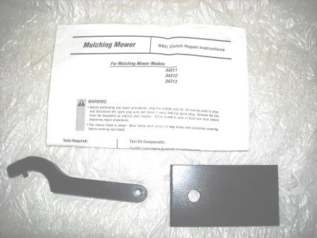 Lawn Mower BBC Clutch Repair Kit # 1904210