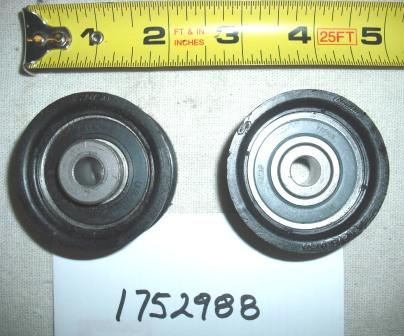 Troy Bilt Pushmower Flat Idler Pulley Part# 1752988