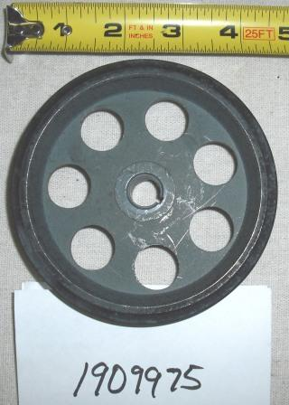 Troy Bilt Pushmower Friction Drive Disc Part# 1909975