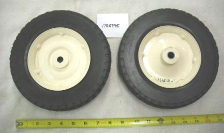 Troy Bilt Pushmower Wheel Part# 1755995